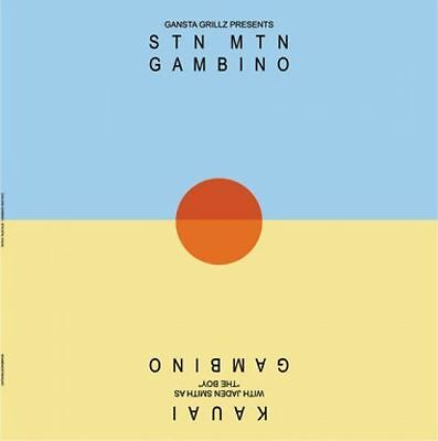 "Childish Gambino "" Stn Mtn / Kauai "" *** Coloured Vinyl *** Lp"
