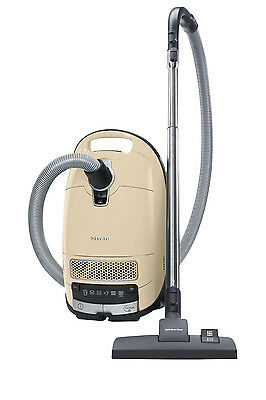 NEW Miele C3 Family All Rounder Vacuum Cleaner: Ivory White