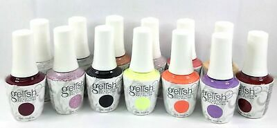 Harmony Gelish Soak-Off Gel - Pick your favorite color! 0.5oz/15mL - Series 1!
