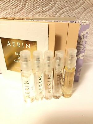 931206722f 5* AERIN ROSE/LILAC Path/Linen Rose Sample Carded - $19.99 | PicClick