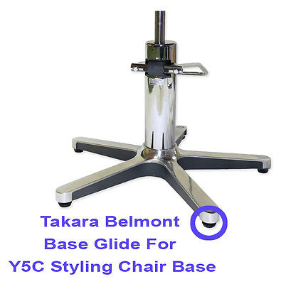 Takara Belmont Y5C Styling Chair Base Glide Insert (ONLY)