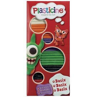 Plasticine BaSix Assortment