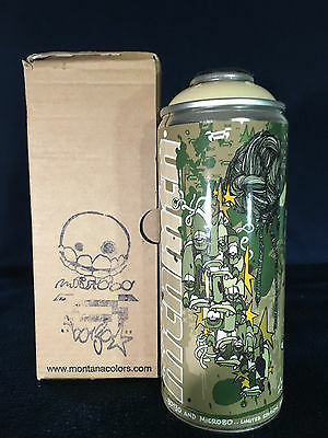 MTN Limited Edition x MicroBo & Bo130 Tan Colorway 06' Limited Edition Spray Can