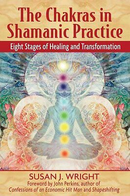 The Chakras in Shamanic Practice Eight Stages of Healing and Tr... 9781594771842