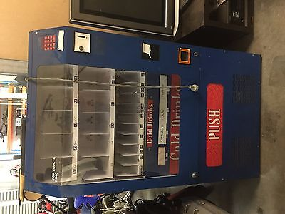 Vending Machine- snacks, bars and cold drinks