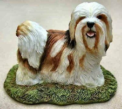 Lhasa Apso Dog Figurine by Sherratt and Simpson, Item #89172
