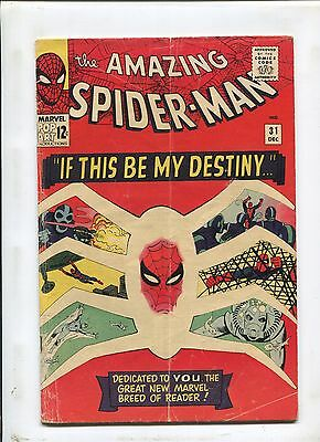 The Amazing Spider-Man #31 (3.0) First Appearance Of Gwen Stacy!