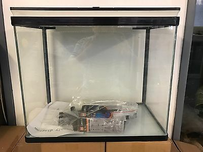 SUNSUN 54L Brand New Glass Fish Tank Complete Set