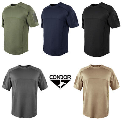 Condor #101117 Polyester Breathable Trident Combat Battle Top Short Sleeve Shirt