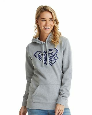 NEW ROXY™  Ladies Heart Quake Hoodie Womens Fleece