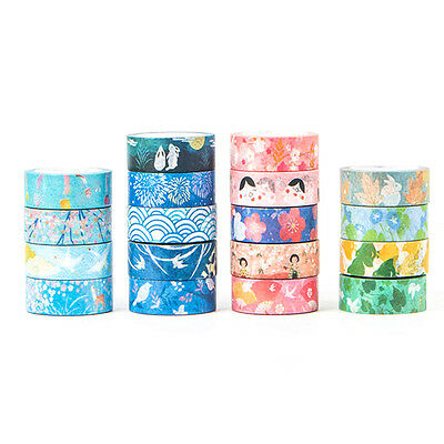 Hot Sell Adhesive Sticker Decor Washi Tape Scrapbooking Tape Tokyo Decoration