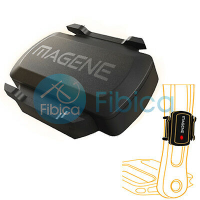 New Magene ANT+Bluetooth Cycling Power Meter for Shimano Ultegra 6800 Dura-Ace