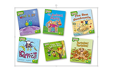 Oxford Reading Tree Snapdragons Level 2 Set (6 books) New, Paperback, RRP:£29.94