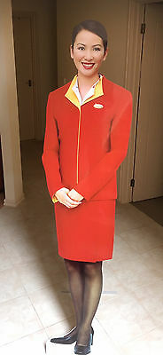 Cathay Pacific Flight Attendant 183 cm Corporate original RARE