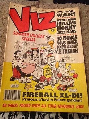 Viz Comic Issue No 55 Summer Holiday Special