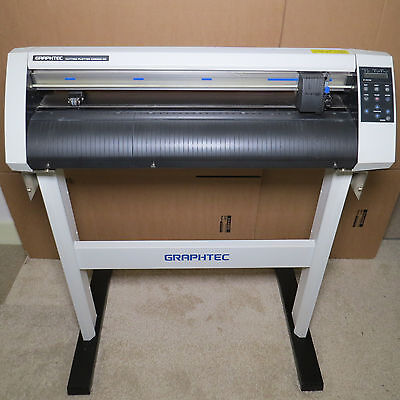 Graphtec CE5000-60 Vinyl Cutter with Stand Sign Making Decals Plotter