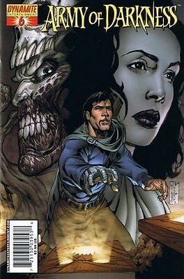 Army of Darkness (Vol 1) #   6 Near Mint (NM) (CvrA) Dynamite Entertainment MODE