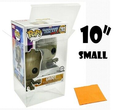 "Vinyl Box Case Protector for Small 10"" Funko Pop"