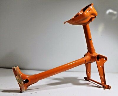 Unknown Scooter Frame Orange