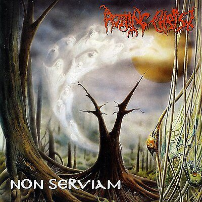 Rotting Christ - Non Serviam (2017)  Vinyl LP  NEW  *Release 14th July*