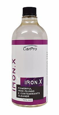 CarPro Iron-X Iron Remover 1 Liter (1000ml)- FREE SHIPPING