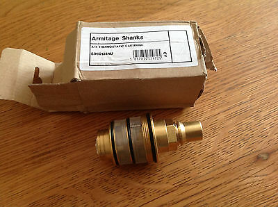 Trevi  Armitage Shanks Ideal Standard 3/4 Thermostatic Cartridge S960134NU