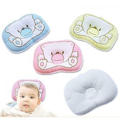 Infant Newborn Bedding Baby Head Shape Pillow Shaping