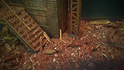 Diorama wargame scenery scatter 1/35 1/72 28mm bolt action model