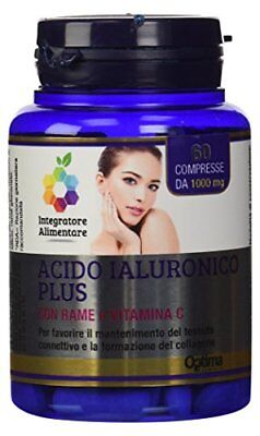 Colours Of Life Acido Ialuronico Plus, 60 Compresse, 1000 Mg (G4O)