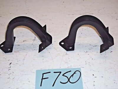 Used Oem '61 - '79 Austin Healey Sprite / Mg Midget Trunk Lid Hinge Set  F750