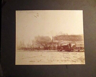 c1905 Hazel Green WI Area SW Wisconsin Mining Large Photo 1 Richard Wideman