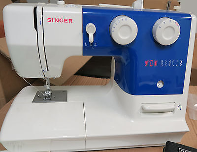 Singer 1725 Mechanical Sewing Machine Complete + Accessories