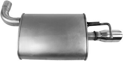 Exhaust Muffler Assembly-Quiet-Flow SS Muffler Assembly Left fits 11-15 Explorer