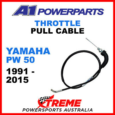 A1 Powerparts Yamaha PW80 PW 80 1991-2015 Throttle Pull Cable 51-319-10