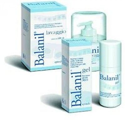 Epitech Group Balanil Gel Intimo Riequilibrante Area Genitale Maschile (X8Q)