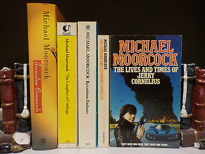 Michael Moorcock - 5 Books Collection! (ID:46377)