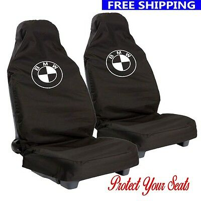 BMW 3 Series Front Seat Covers Protectors