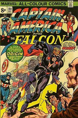 Captain America (Vol 1) # 180 FN- (Fine Minus-) Price VARIANT Marvel Comics AMER