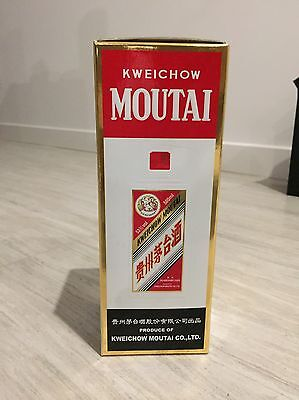 Kweichow Moutai (Collectible Bottle & Box)