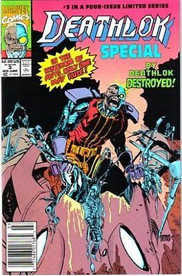Deathlok Special (1991) #   3 Near Mint (NM) Marvel Comics MODERN AGE