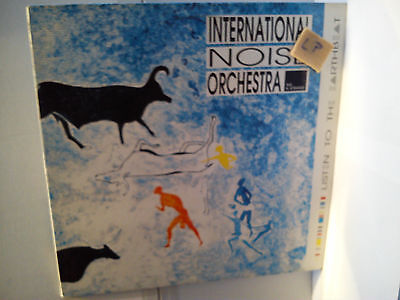International Noise Orchestra - Listen to the earthbeat........  Vinyl