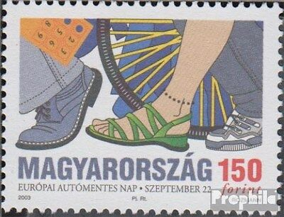 Hungary 4810 unmounted mint / never hinged 2003 Autofreier Day