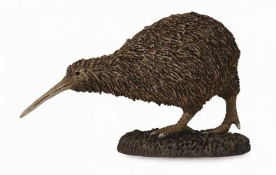 CollectA Wildlife Kiwi Toy Figure - Authentic Hand Painted Model