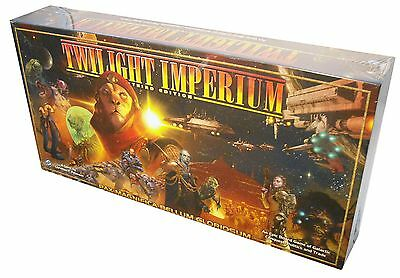 Fantasy flight Game, Twilight Imperium Third Edition Board Game, New and Sealed