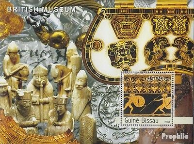 Guinea-Bissau Block452 unmounted mint / never hinged 2003 Art out all World