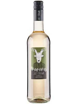 Joey Brown Australian Dry White Wine - 6x75cl