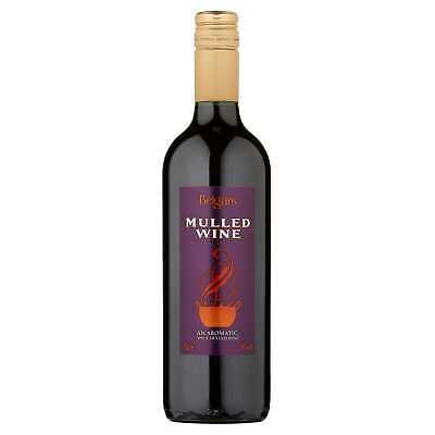 Broadland Belgars Traditional Mulled Wine - 6x75cl