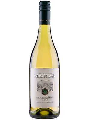Kleindal South African Chardonnay White Wine - 12x75cl
