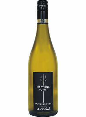 Neptune Point New Zealand Sauvignon Blanc White Wine 75cl - 6x75cl