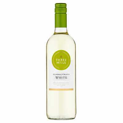 Three Mills British White Wine - 6x75cl